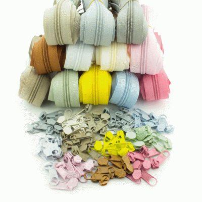 Nähkaufhaus.de: Reißverschluss Meterware, Gurtband, Kordeln, Schieber, etc. alles ausser Stoff und Vlieseline