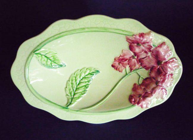 Carlton Ware Pink Hydrangea