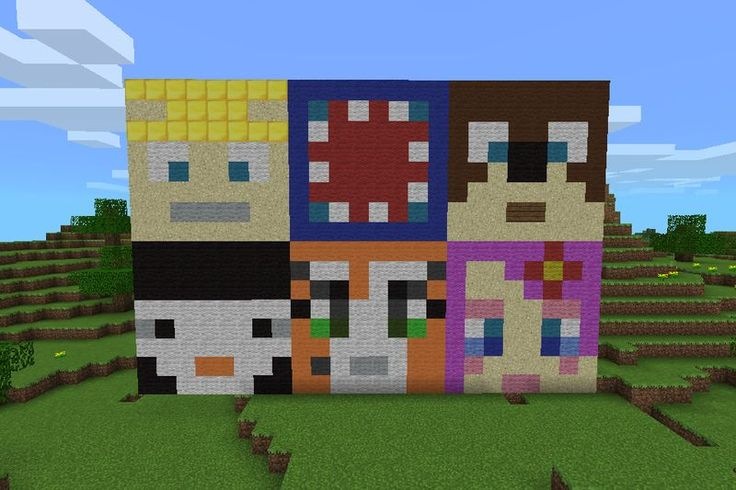 Minecraft!! Stampy,squ...L For Lee Minecraft Skin