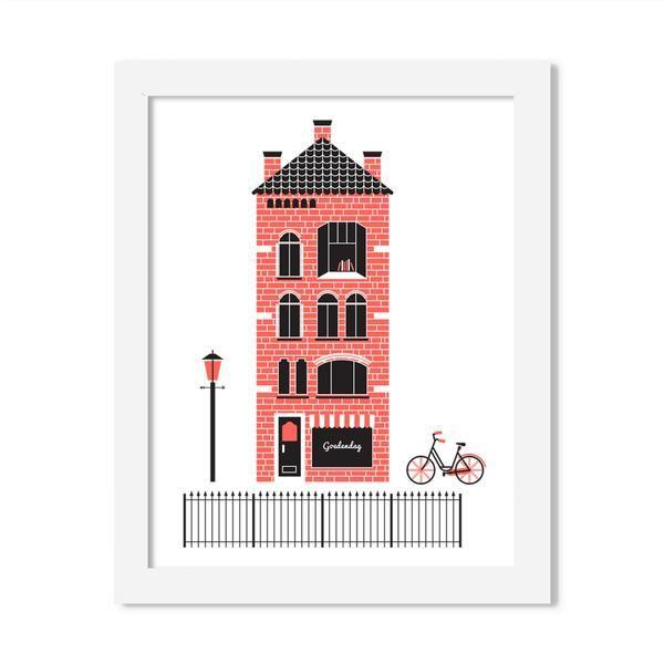 nederland - 8 x 10 print - JustGreet
