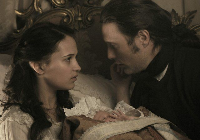 A Royal Affair - A young queen, who is married to an insane king (Christian VII of Denmark), falls secretly in love with her physician - and together they start a revolution that changes a nation forever. Based on 18th C historical events. Danish Movie  2012.
