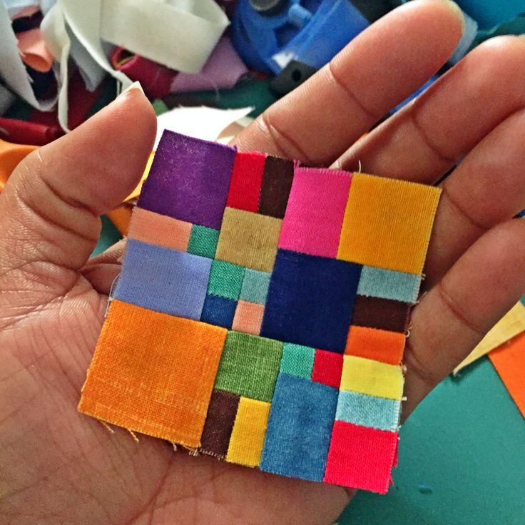 The Wonky Press #11: QuiltCon Madness, Part 1 and Chawne Kimber Interview ✂