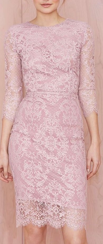 potpourri lace dress  Angelina would wear this.