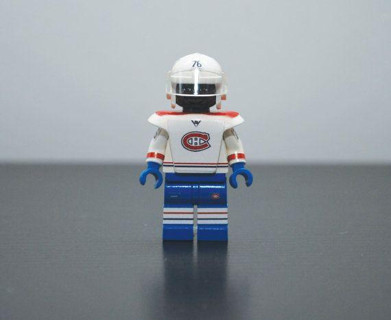 Custom Minifigure P.K. SUBBAN Montreal by MiniMenMinifigs on Etsy, $29.99