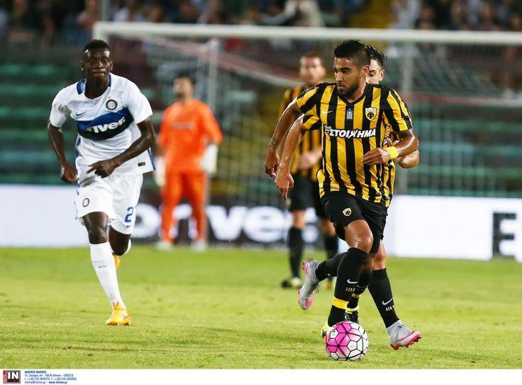 Ronald Vargas / AEK FC