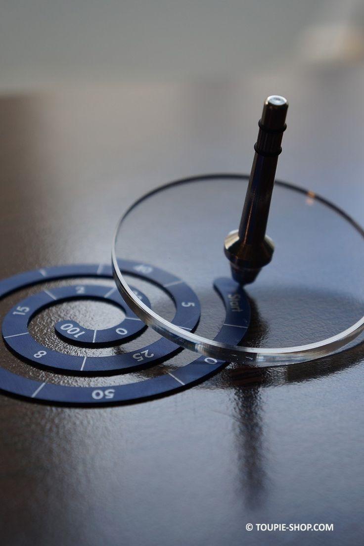 Plexi Jeux Toupie Métal Magnétique avec Spirale Jouet Toupie Shop Magasin Jouets Metal Toupies Achat Cadeau Noel