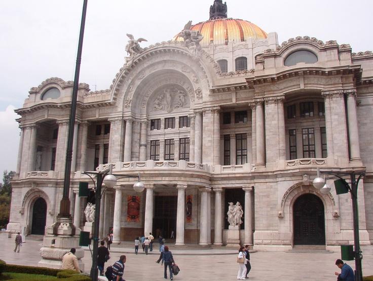 Mexico City, 2004