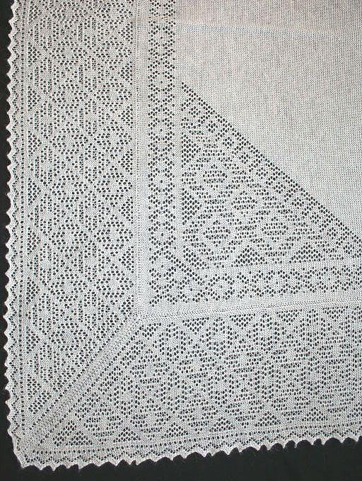 Картинки основные узоры оренбургского пухового платка