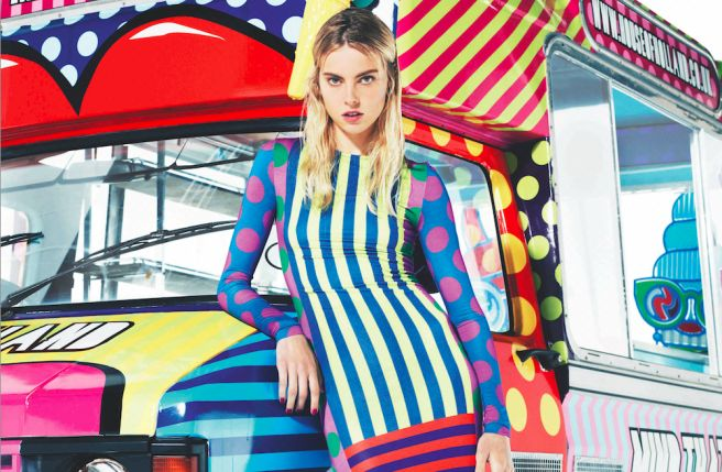 BoF Exclusive | House of Holland to Launch 'Roving Flagship' From Ice Cream Van - BoF - The Business of Fashion