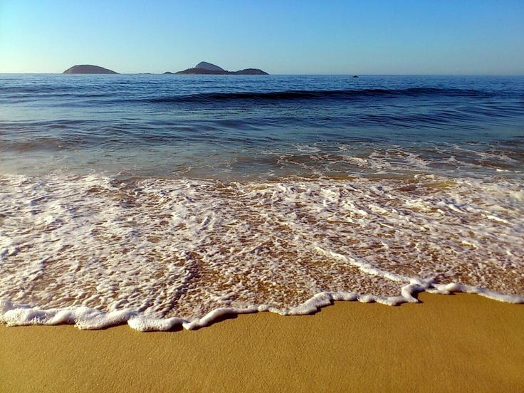 Come here, sea!