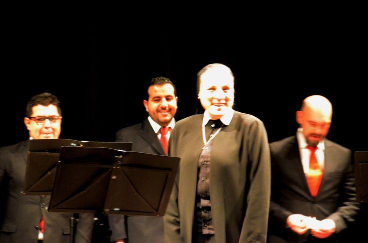 Die Ordensschwester Marie Keyrouz war dieses Jahr das erstem Mal mit beim Osterfestival Tirol dabei.