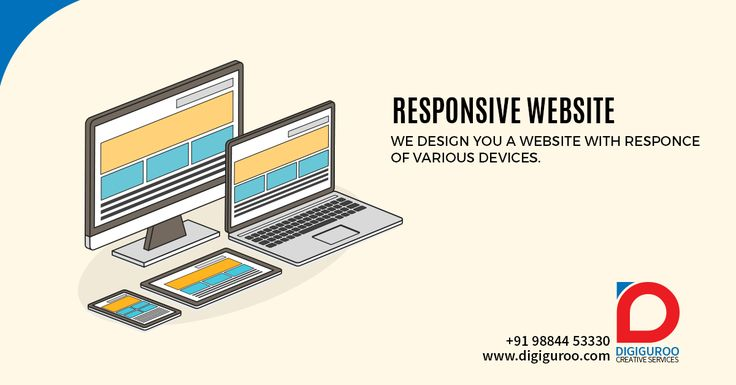 #Responsive #website We #design you a #website with a #response of various #devices. http://digiguroo.com