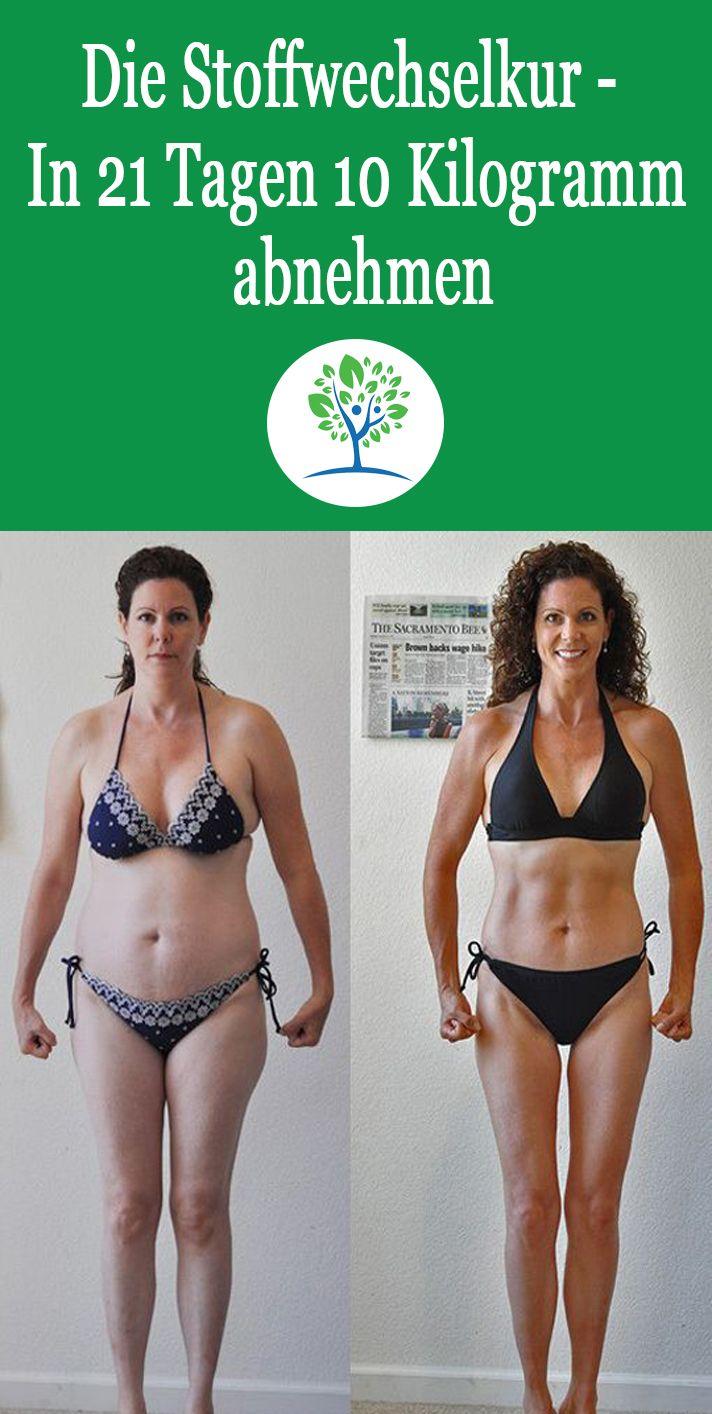 Gewichtsverlust Toning-Programm