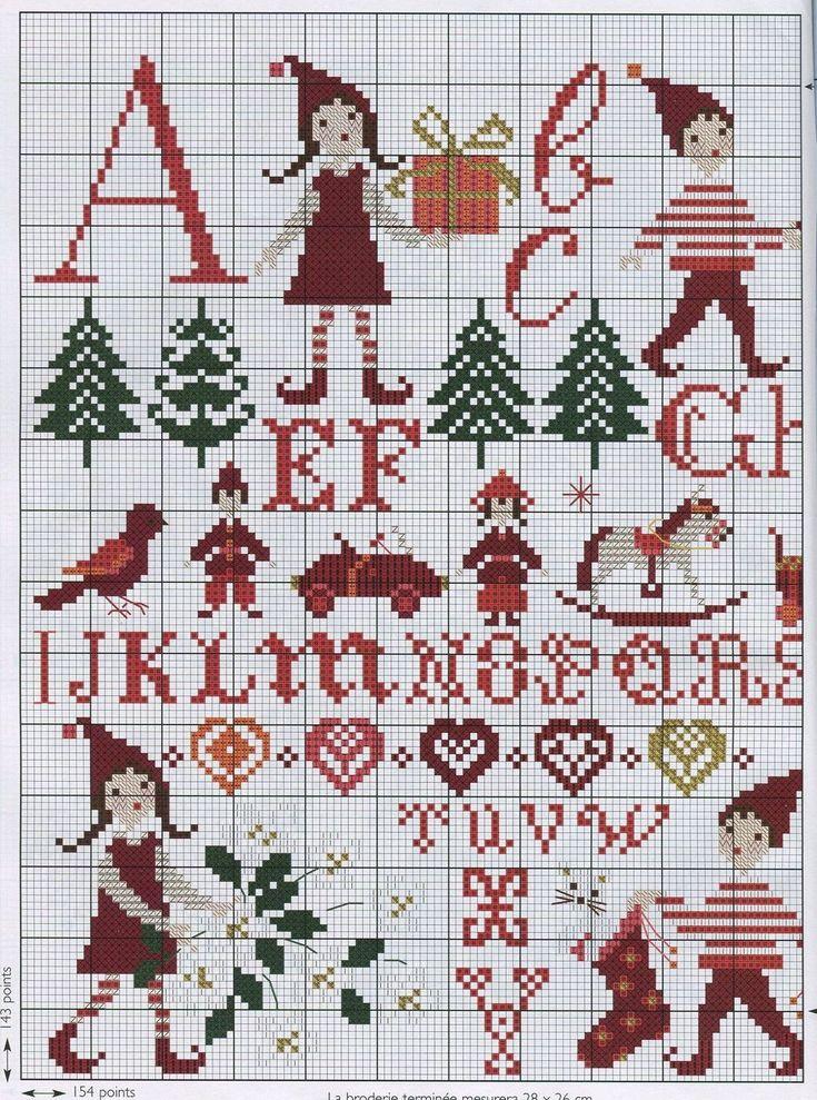 418 best point de croix hiver no l images on pinterest crosses punto de cruz and christmas. Black Bedroom Furniture Sets. Home Design Ideas