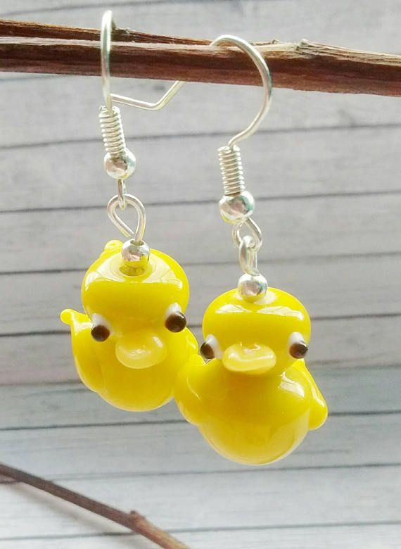 Check out this item in my Etsy shop https://www.etsy.com/uk/listing/581408902/duck-earrings-rubber-duck-earrings #duckearrings #rubberduckearrings #animallovergift #funearrings
