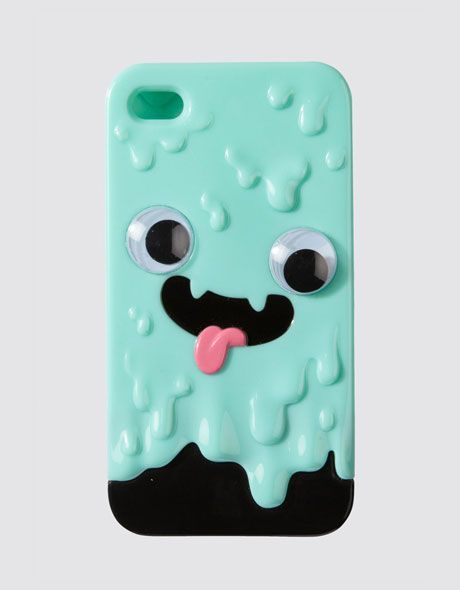 Funda de iPhone de monstruo / monster iPhone case