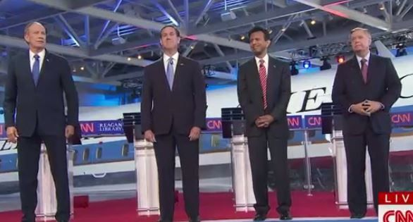 Six GOP Presidential Hopefuls Spent More Money Than They Raised in 3rd Quarter