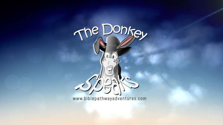 Welcome to The Donkey Speaks