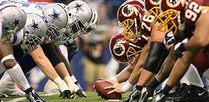 The Washington Redskins celebrated this Thanksgiving with a win against the Dallas Cowboys.....November 2012