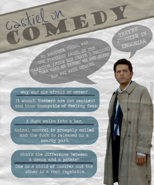 misha collins funny   FYeah! Misha Collins, I thought this was too funny not to reblog. ...
