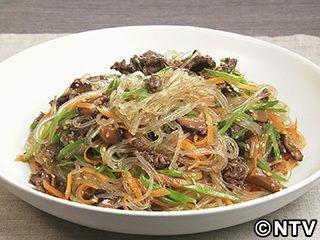 牛肉も野菜もモリモリ「チャプチェ」のレシピを紹介!
