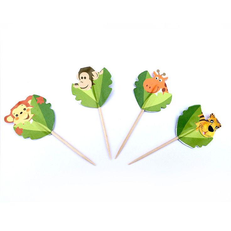 Viidakko-koristetikut