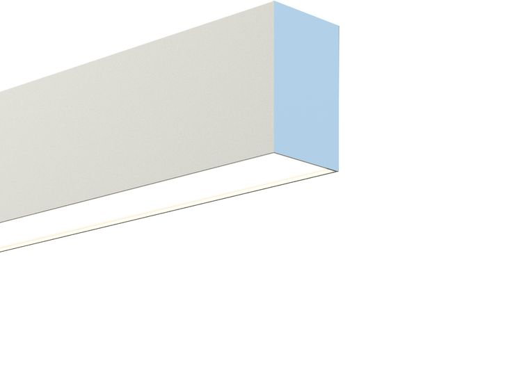 Location: Interior Light source: Linear LED light engine Control gear: Integral Dimensions: 80W x 85H