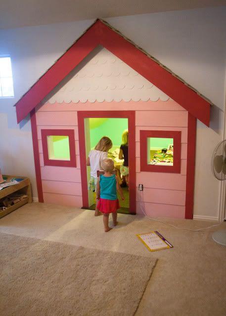 Best 20+ Pink playhouse ideas on Pinterest | Kids outdoor ...