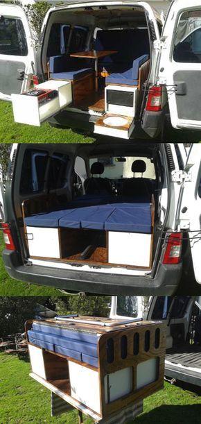 7 Besten Ausbau Sharan Bilder Auf Pinterest Auto Camping