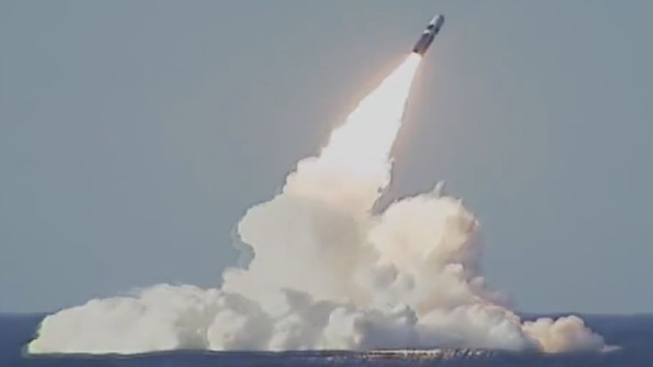 SUBMARINE LAUNCHED BALLISTIC MISSILES (SLBMs)! (Ultimate MISSILE TEST-FI...