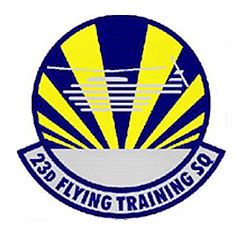 The 23d Flying Training Squadron is a unit of the United States Air Force, currently assigned to 58th Operations Group performing helicopter training. Is the  primary source of helicopter pilots for special operations, combat search and rescue, missile support, and distinguished visitor airlift missions.