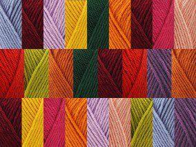Scheepjeswol CAL 2014 Colour Pack - Autumnal
