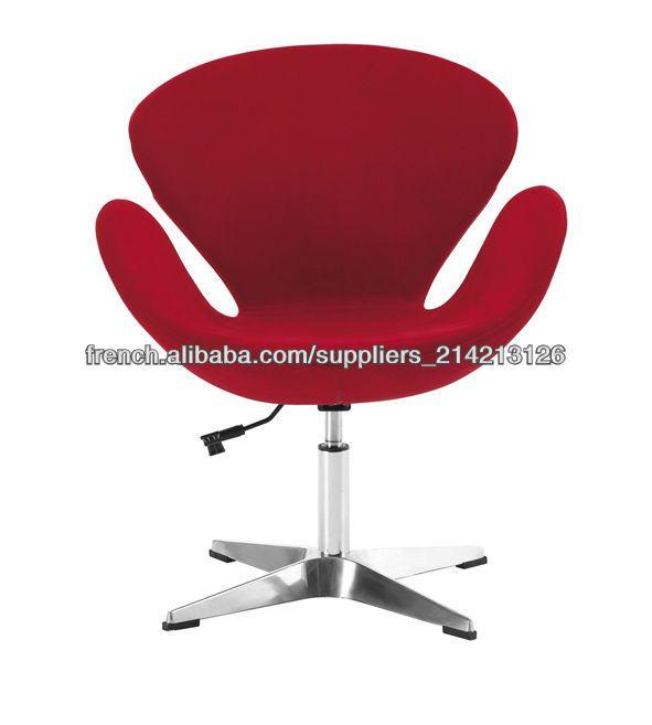 ascenseur de gaz réglable 85mm tissu couverture de chaise de bar pivotant-Chaise de bureau-Id du produit:500000018122-french.alibaba.com
