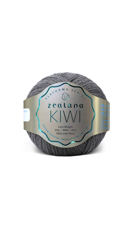 Zealana Kiwi Lace 10 Granite