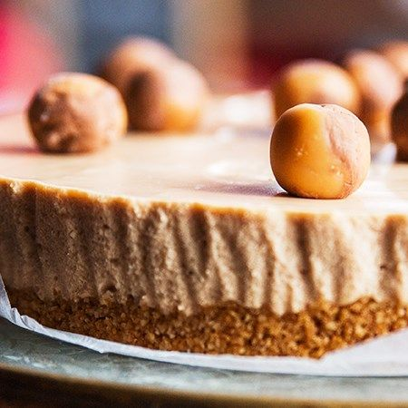 Dumle cheesecake - Fazer