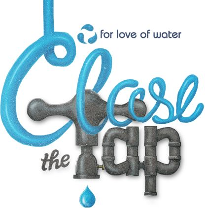 Close a real tap that's been left running by tweeting fun water saving tips with the #CloseTheTap hash-tag and help save water. www.closethetap.co.za