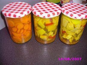 Einkochen im Backofen - Haltbar ohne Zucker! Du brauchst einen Backofen, Obst, Gemüse, Soße, Fleisch, und Einkochgläser. Ich muss Erdbeersoße machen :)
