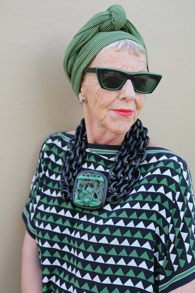Ari Seth Cohen takes Advanced Style to the streets of Sydney and Melbourne: Lesley Crawford, Sydney