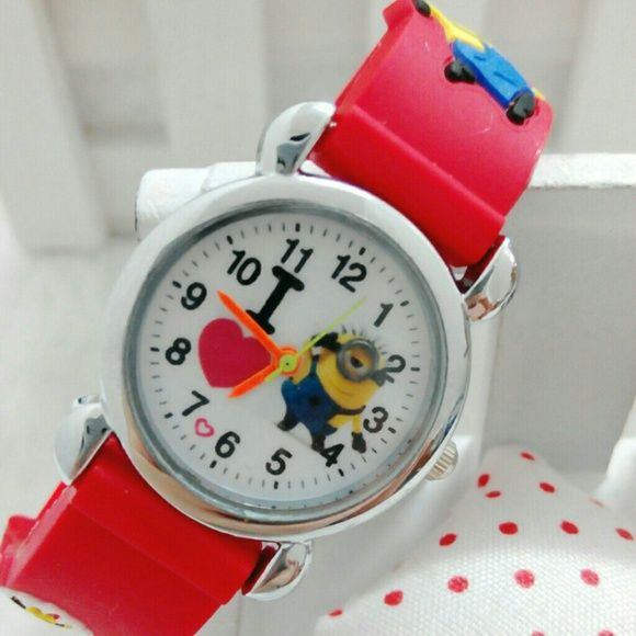 1000 ideas about minion watch on pinterest despicable me 2 minions minions and minion movie for Despicable watches