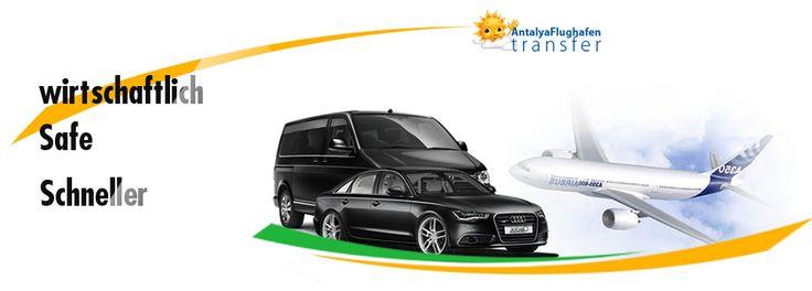 Antalya Flughafen nach-von Gazipasa flughafen-transfer