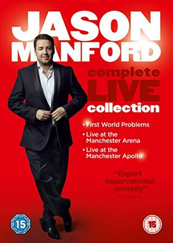 From 6.00 Jason Manford: The Complete Live Collection [dvd]