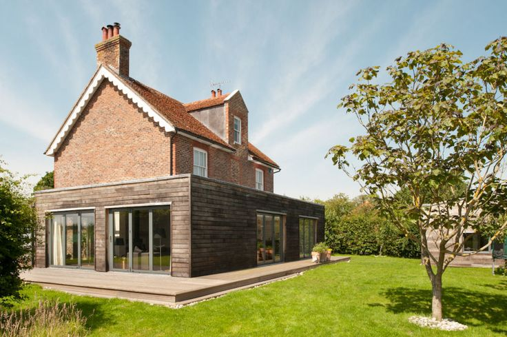 alteration/extension of farm house: ACRONYM