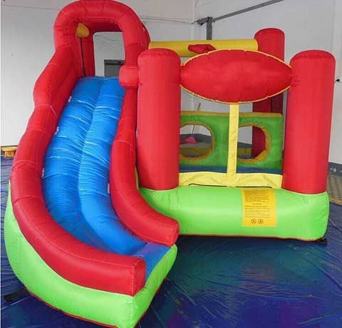 inflatable water slides for home