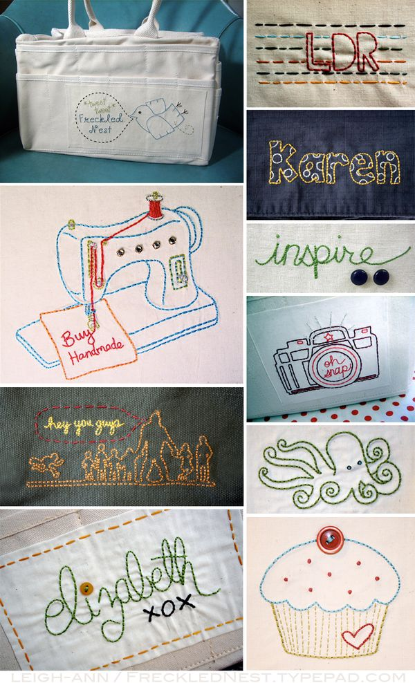 handstitching tutorial:: so easy and so fun!!Sewing Machines, Hands Stich, Hands Embroidery, Handwriting Embroidery, Hands Stitches Tutorials, Handstitch Tutorials, Hand Stitching, Diy Hands, Fun