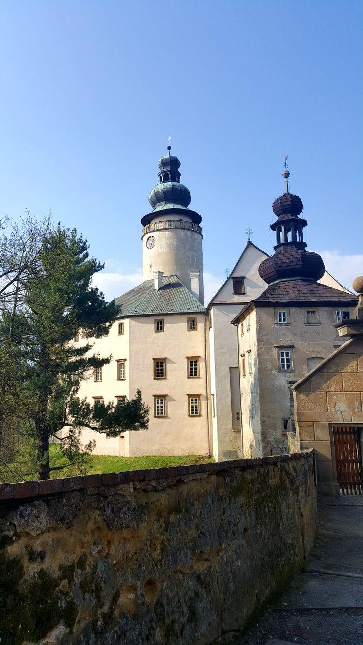 Lemberk (castle) Czech Republic