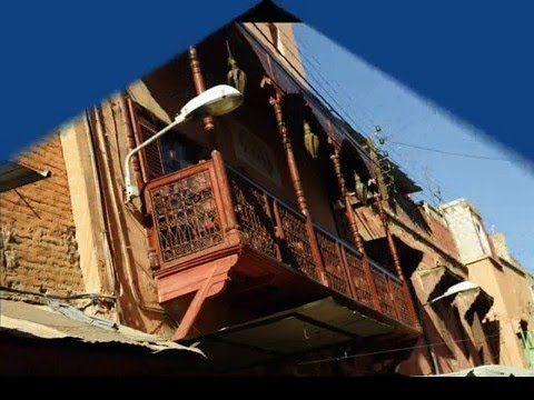 Fotos de: Africa - Marruecos - Marraquech - Ciudad - Barrio Judio-Sinagoga