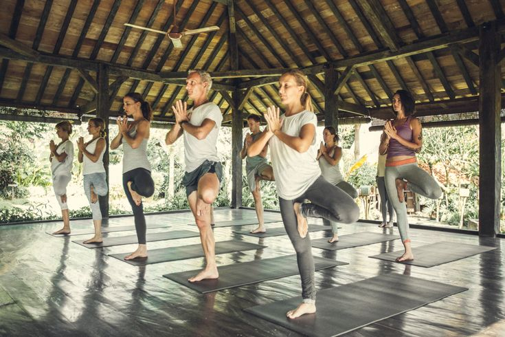 Daily practice in 28 degrees in our open air studio on our Bali Yoga Retreat!   The beautiful Desa Seni, Canggu, Bali x REFRESH, REFOCUS & REVIVE! Spark New Life by Creating Sacred Space Bali, Indonesia July 1st -7th 2018