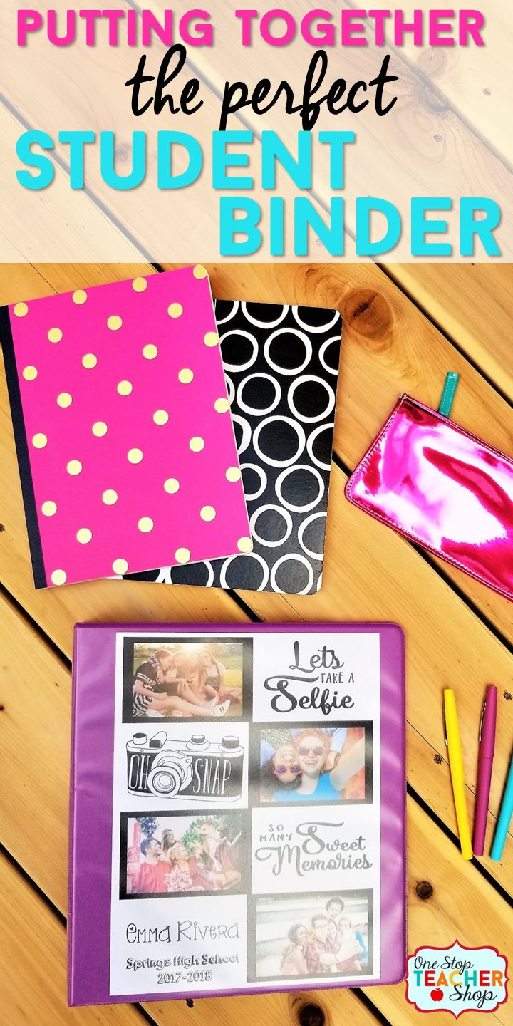 Learn how to put together student binders to keep students organized! Student Agendas, Calendars, Progress Reports, Student Data Tracking, and so much more! Student Agendas   Student Organization   Classroom Organization   Student Data Binder