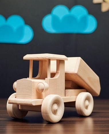 Drewniane zabawki Cioci Zoi