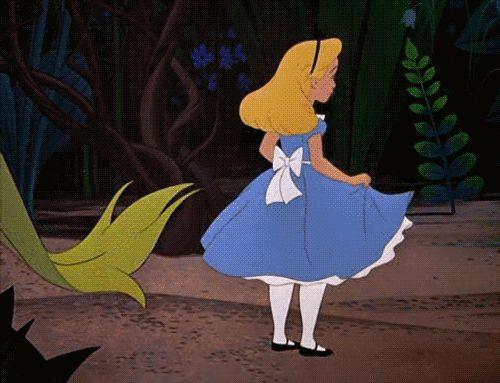 Alice in wonderland toon porn
